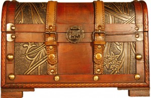 Treasure Chest of Grace