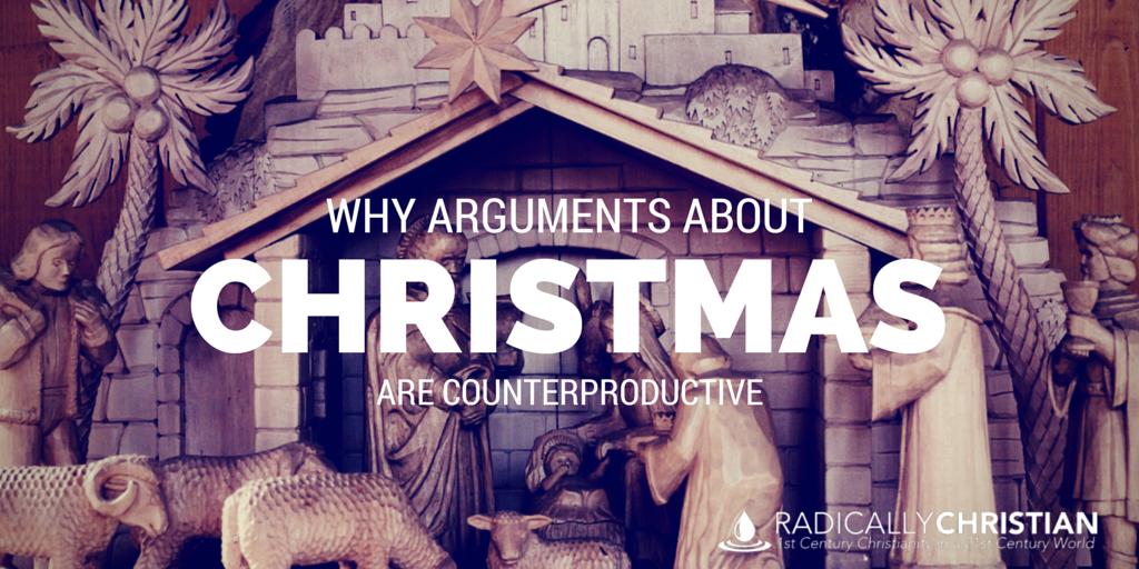 CHRISTMAS ARGUMENTS