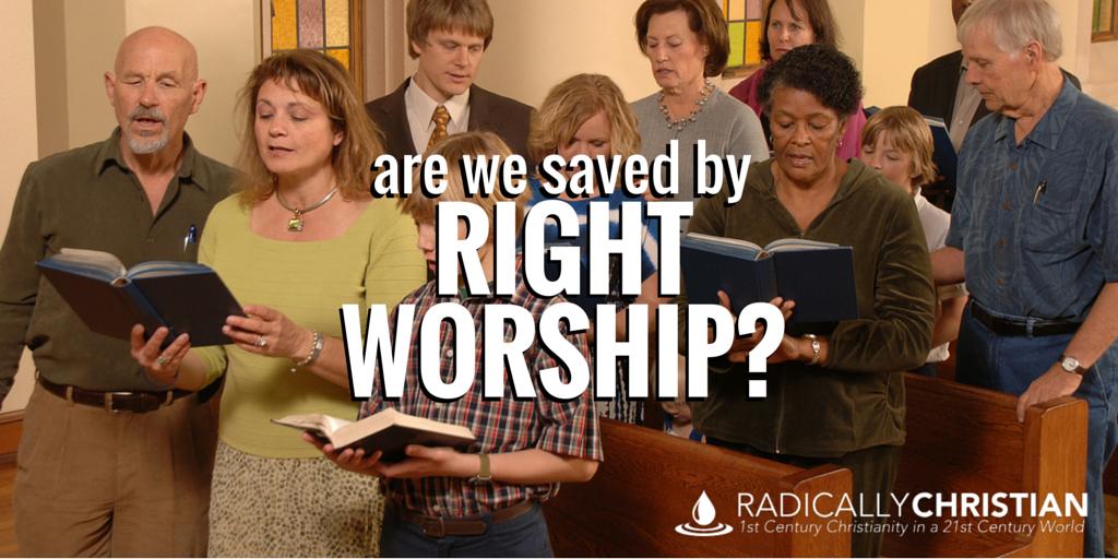 right worship