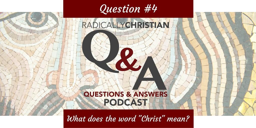Q&A - 4