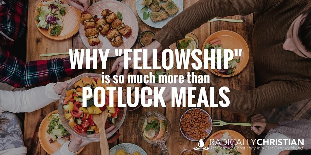 potluck fellowship