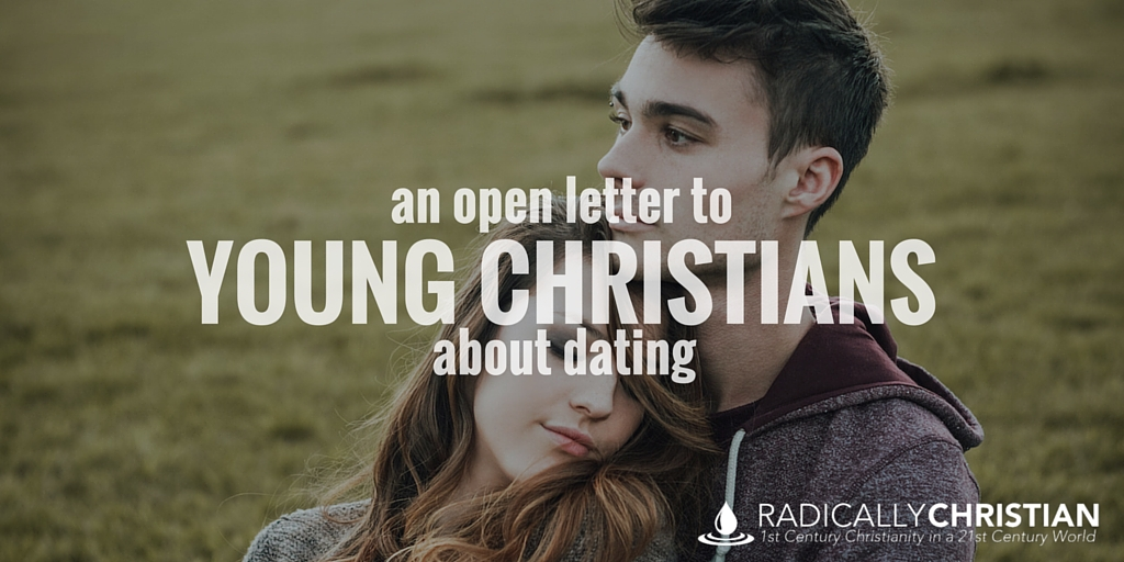 Dating a young christian