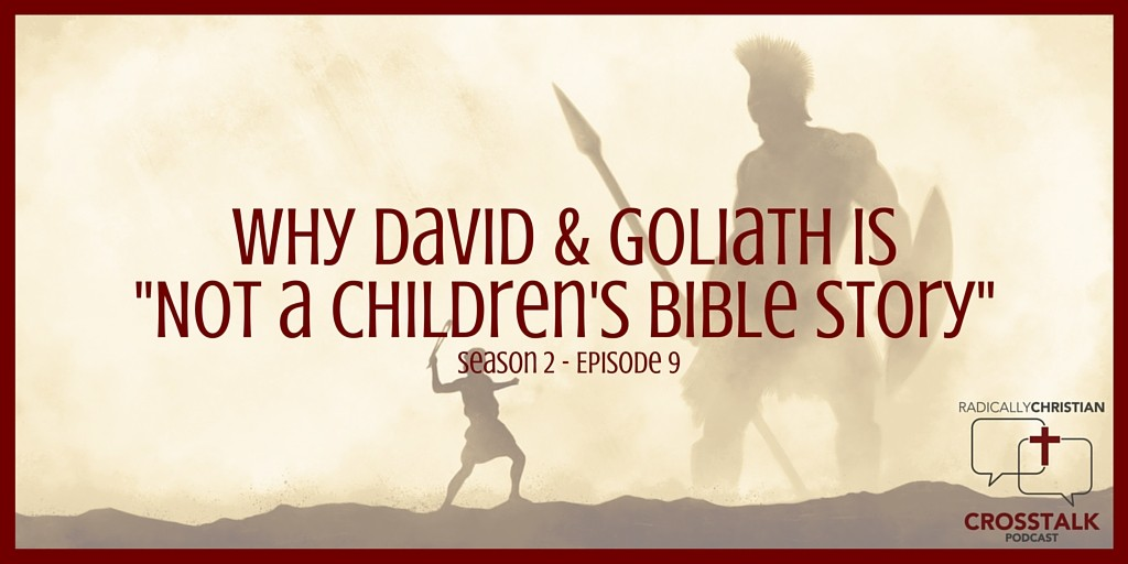 crosstalk - David & Goliath