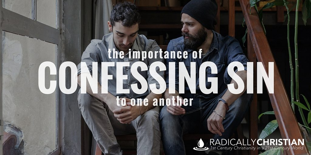 confessing sin