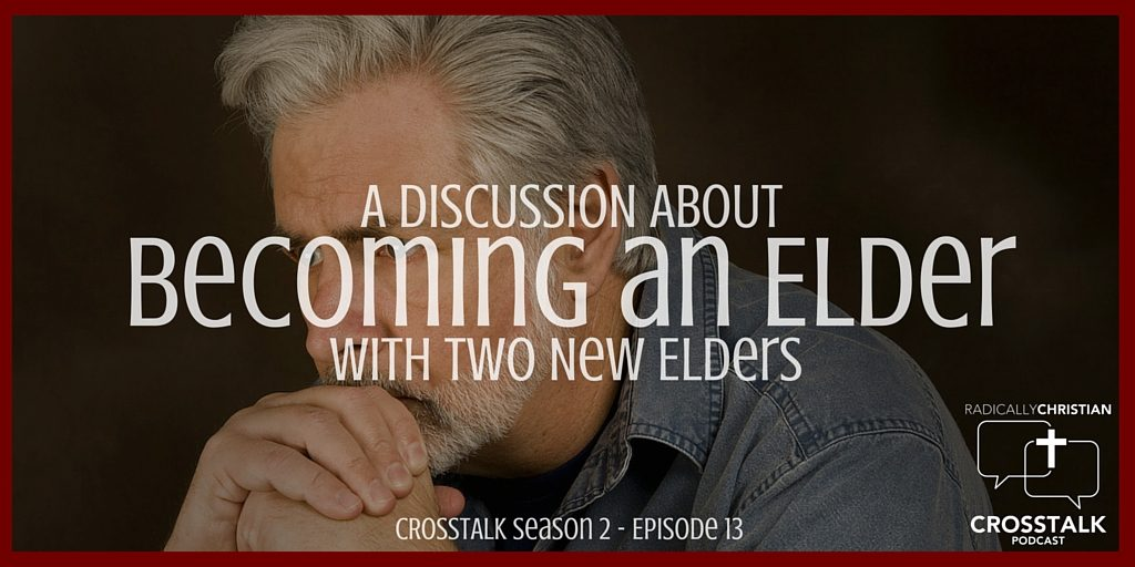 Becoming an Elder