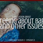 Disagreeing About Baptism