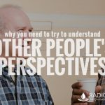 understand other people's perspectives