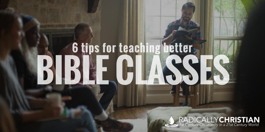 teaching-bible-class